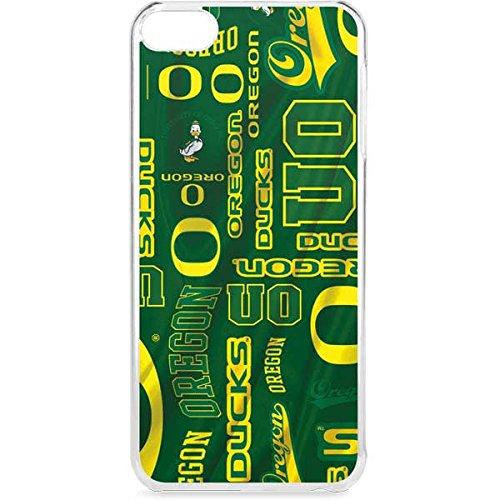 (Skinit University of Oregon iPod Touch 6th Gen LeNu Case - Oregon Pattern Design - Premium Vinyl Decal Phone Cover)
