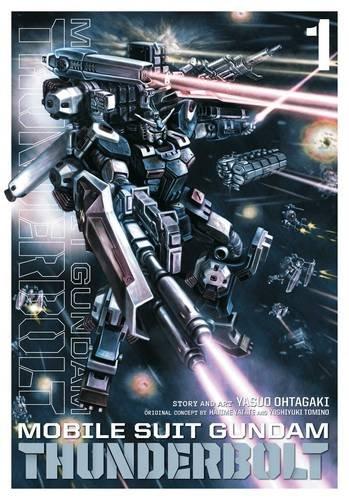 9 best gundam thunderbolt manga 1