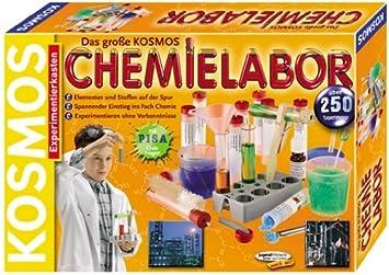 kosmos chemielabor