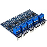 WEONE 5V MAX485 RS-485 Module TTL to RS-485 Module for Arduino Raspberry Pi (Pack of 5)
