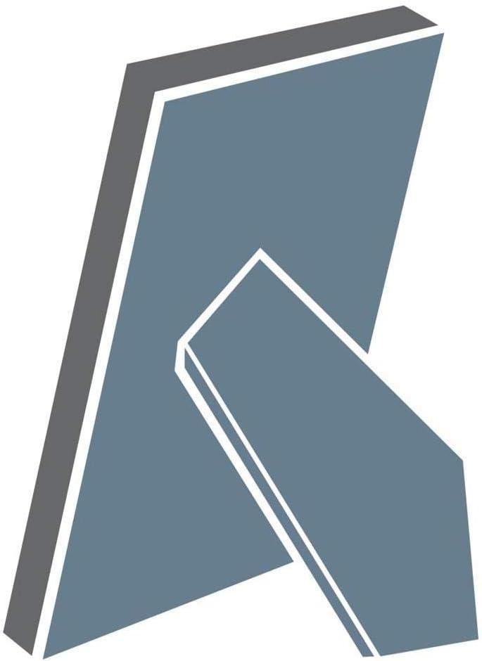 /Rahmen Kunststoff, wei/ß, Display, Hintergrundbeleuchtung, 10/x 15/cm, rechteckig, reflektierend Hama Valentina wei/ß Display Stand-Hintergrundbeleuchtung/