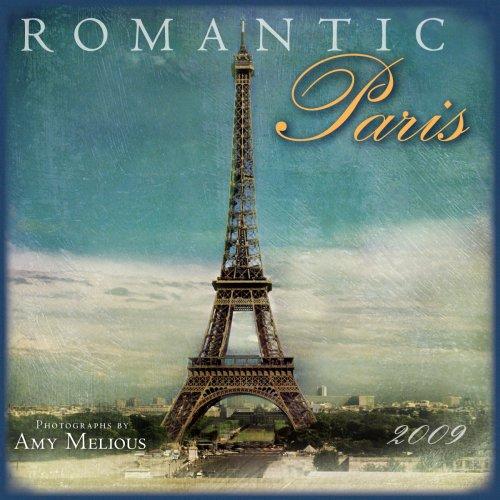 Romantic Paris 2009 Mini Wall Calendar (Calendar) (Paris 2009 Wall Calendar)