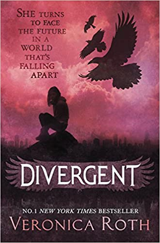 Divergent (Divergent, Book 1): 1/3: Amazon.co.uk: Roth, Veronica:  9780007420421: Books