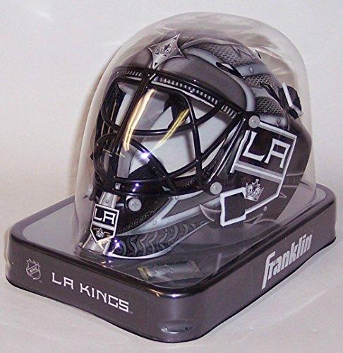 La Kings Memorabilia (LA Los Angeles Kings Franklin Sports NHL Mini Goalie Mask - New in Box)