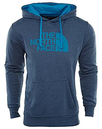 The North Face Half Dome Hoodie - Men's Shady Blue Heather/Hyper Blue 2X-Large