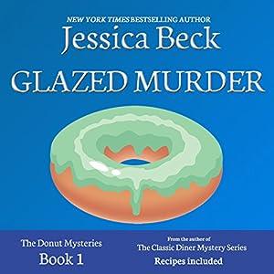 Glazed Murder: A Donut Shop Mystery Audiobook