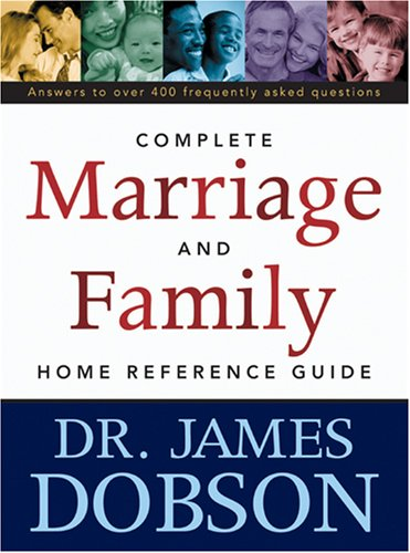 The Complete Marriage and Family Home Reference Guide (Complete Home Guide)