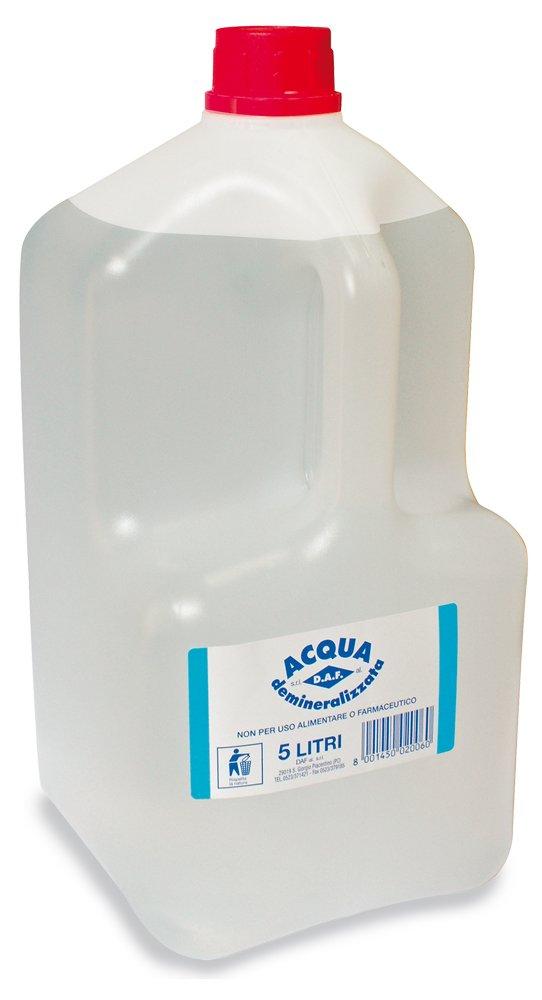 Cora 1001 Destilliertes Wasser, Kanister, 5 Liter CO.RA. SPA