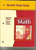Middle School Math, Course 1, MCDOUGAL LITTEL, 0618269622