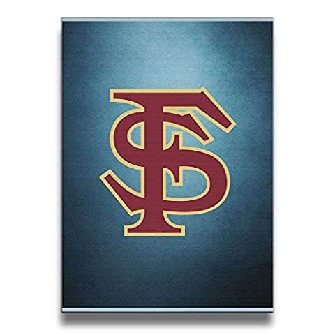 PHOEB Indoor Decorations - Florida State University Frameless Picture Poster & Photo Frame Wood For 16x20 Inch Photo - Displays Prints, Posters, Photos, Kids Work In Home, Office, (Evolution 16 Swiss Army Knife)