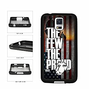 American Flag Proud To Be A Marine Hard Phone Case Back Cover For Case Samsung Galaxy S3 I9300 Cover
