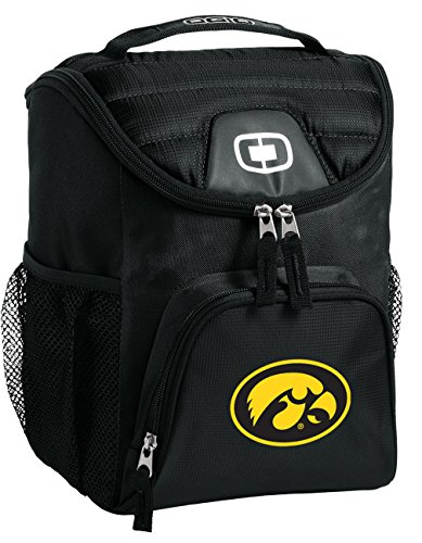Broad Bay University of Iowa Lunch Bag OUR BEST Iowa Hawkeyes Lunch Cooler Style – DiZiSports Store