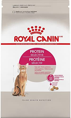 Royal Canin Feline Health Nutrition Protein Selective Dry Adult Cat Food