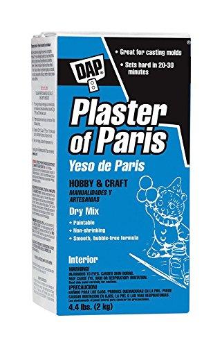 Dap Bulk Buy Plaster of Paris 4.4 lb. Box White 53005 - Paris Plaster Molds