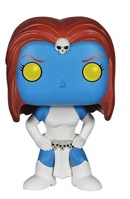 Funko POP Marvel: Classic X-Men - Mystique Action Figure