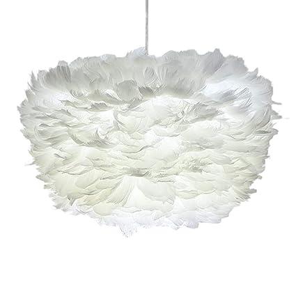 Ceiling Lights & Fans 1 Set Modern Led Ceiling Light For Home Living Creative Art Deco Petal Led Droplight Bulb Decoration Lamp Lighting