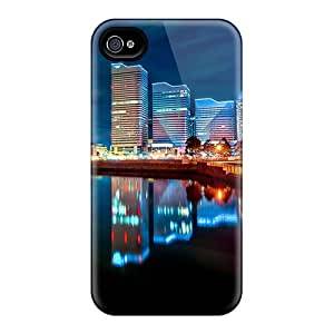 HzU9068EdkC Phone Cases With Fashionable Look For Iphone 6 - City Reflections