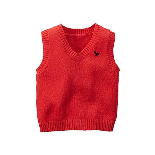 Carters Baby Boys Sweater Vest