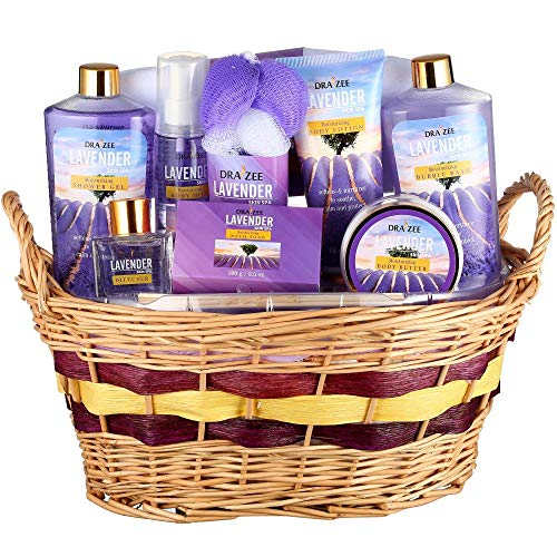 Gift Pack 10 Piece - Lavender Deluxe