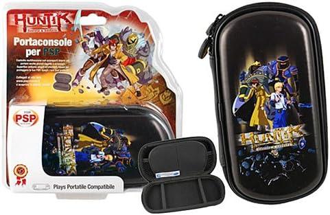 PSP Huntik Bag - XT [Importación italiana]: Amazon.es: Videojuegos