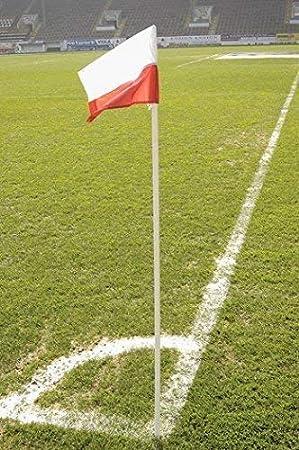 Football Sports Equipment Boundary Marking Poles Corner Flag Only
