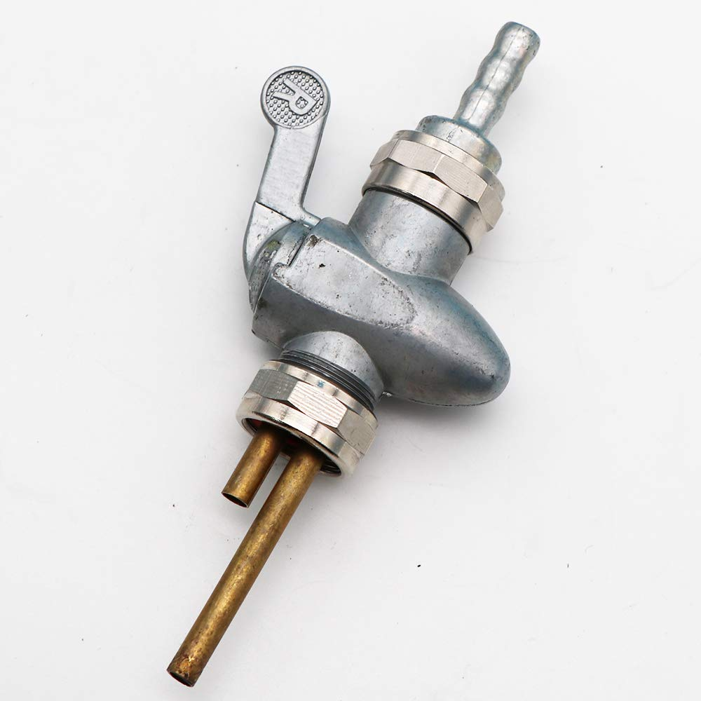 KIPA Outflow Gas Fuel Tap Petcock Valve For BMW R25//3 R26 R27 R50//5-R75//5 R60//6-R90S