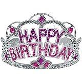 Happy Birthday Tiara Party Accessory