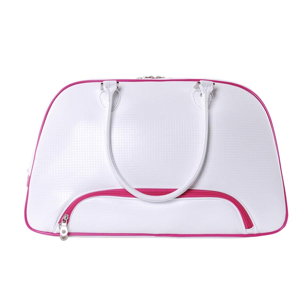 ゴルフ衣類袋の携帯用女性は靴の大容量旅行袋を握ることができます B07PJB6PFQ