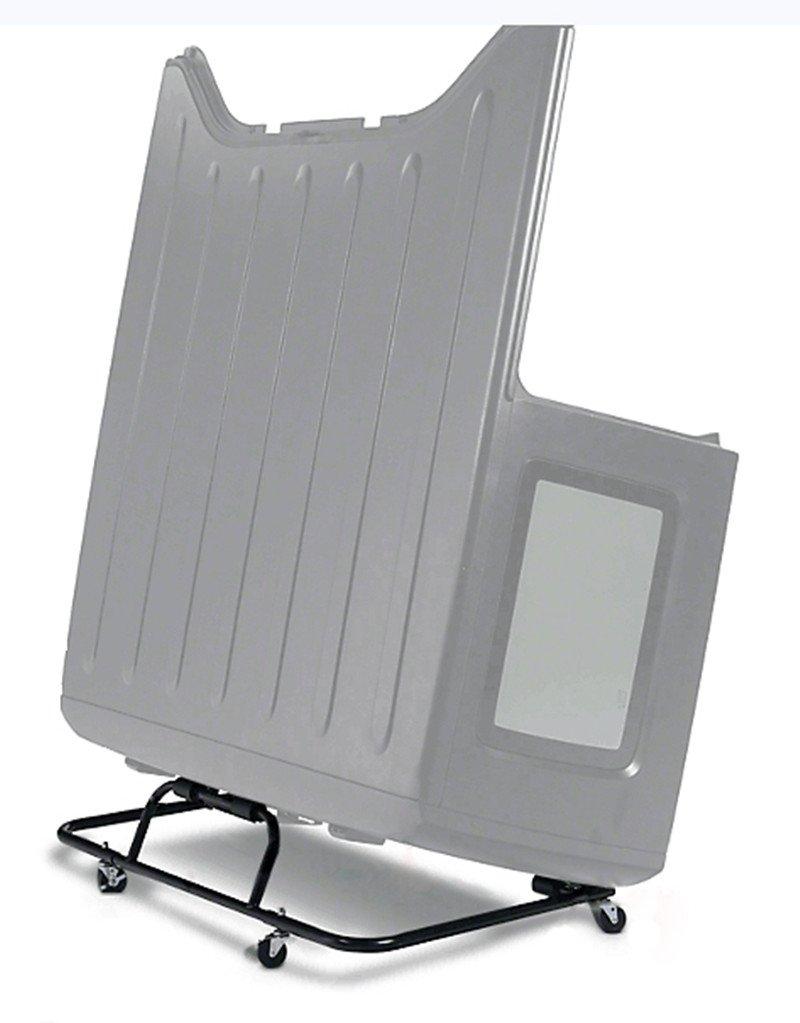 Hard Top Carrier for 2007 - 2017 Jeep Wrangler JK & Wrangler Unlimited by u-Box