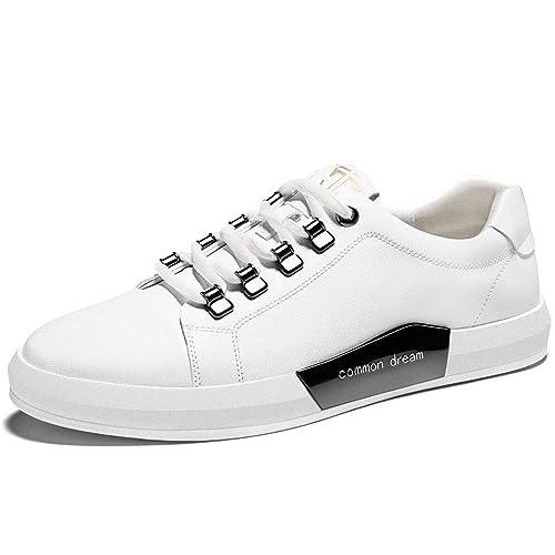 HPLL Zapato Calzado de Hombre, Calzado Deportivo Casual, Zapatillas Blancas, luz Transpirable otoño: Amazon.es: Zapatos y complementos