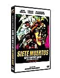 Seven Dead in the Cat's Eye -- Siete Muertos en el Ojo del Gato -- Spanish Release