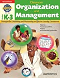 Classroom Organization and Management, Steck-Vaughn Staff, 0739875957