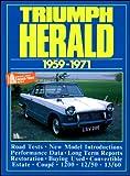 Triumph Herald, 1959-1971, R. M. Clarke, 1855200511