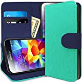 Caseology Wallet for Galaxy S5 Case (2014) - Card