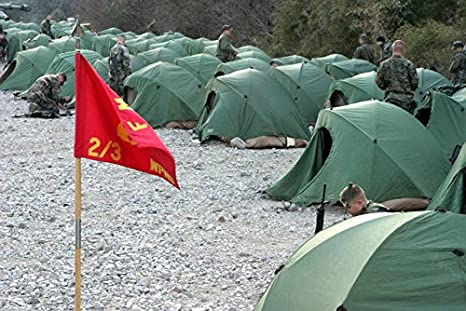 & Amazon.com : USMC Marine Combat 2 man Tent : Sports u0026 Outdoors