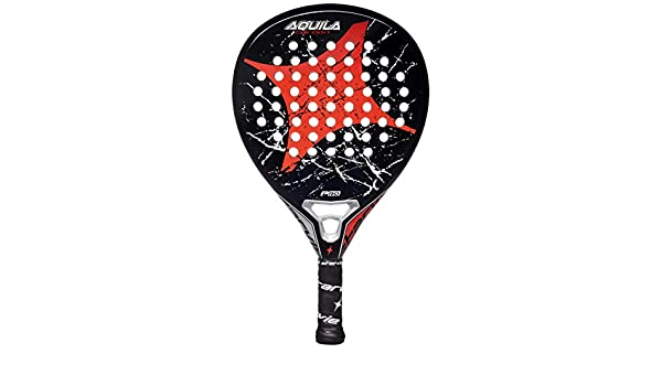 Amazon.com : Starvie Aquila PRO 2019 - (Padel - Pop Tennis - Platform Tennis - Paddle Tennis) : Sports & Outdoors