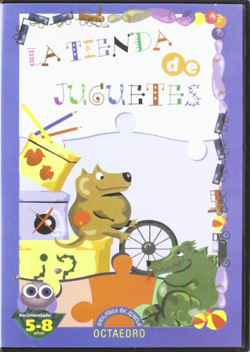 La tienda de juguetes (Duendes de limón) por Penín Navascués, Mª Luisa,Penín Navascués, Núria