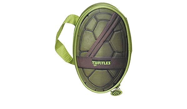 Neceser Tortugas Ninja caparazon: Amazon.es: Equipaje