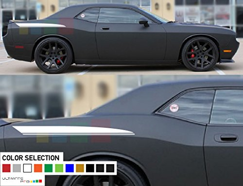 2x Sticker star Decal kit compatible with Dodge Challenger 29 (Dodge Challenger Supercharger compare prices)