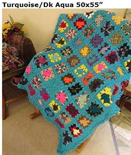 Afghans Throw Blankets Coverlets by Skerin Part II (Coverlet Afghan)