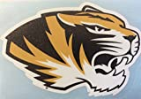 Missouri Tigers, Premium Large Die Cut Vinyl Decal, Cornhole Boards