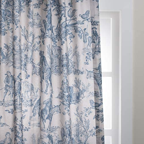 Maison d' Hermine The Miller 100 Cotton Curtain One Panel