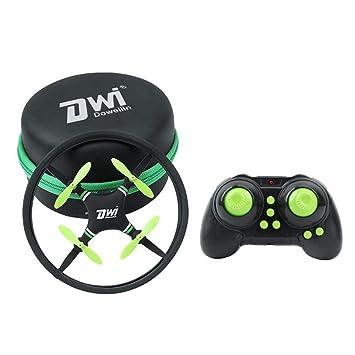 Webla - Cuadricóptero 4 Axes 4Ch Rc Nano Ufo Dron Space Trek 2,4 ...