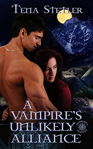 Book: A Vampire's Unlikely Alliance (Demon's Witch Series Book 3) by Tena Stetler