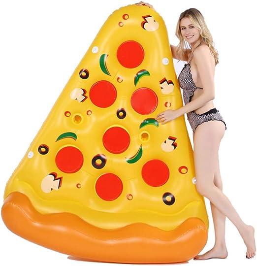 Piscina Hinchable Banera Piscinas Flotantes en Hileras de Pizza ...