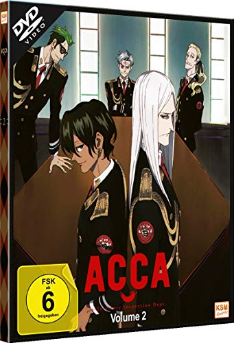 ACCA - 13 Territory Inspection Dept. - Volume 2 - Episode 5-8