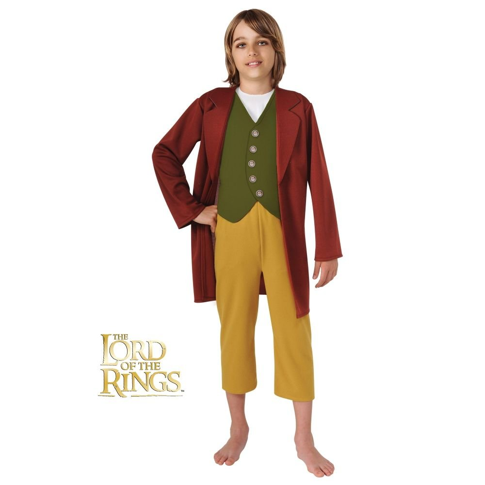 child children costume unexpected journey bilbo hobbit