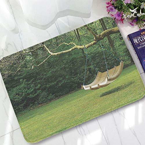 YOLIYANA Non-Slip Mat,Country Decor,for Bathroom Kitchen Bedroom,15.75