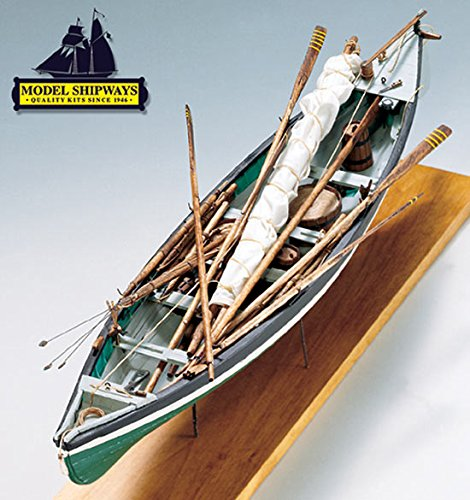 Boat Whaling (Model Shipways Whaleboat - Wood & Metal kit MS2033 - Sale Save 41% - Model Expo)