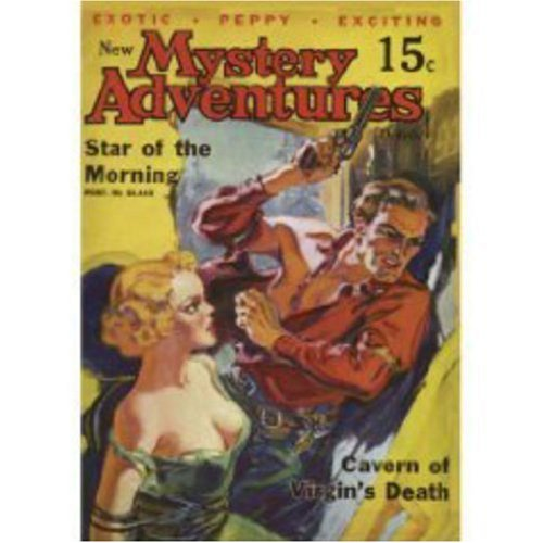 New Mystery Adventures - October 1935